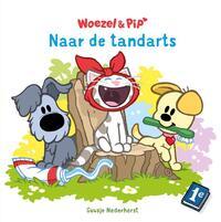 Woezel & Pip - Naar de tandarts-Guusje Nederhorst