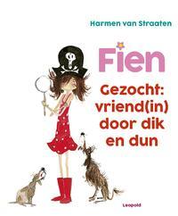 Fien. Gezocht: vriend(in) door dik en dun-Harmen van Straaten-eBook
