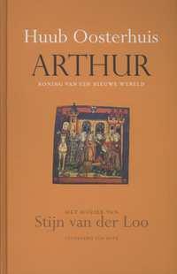 Arthur, koning van een nieuwe wereld (3 cd-s + boek)-Huub Oosterhuis, Stijn van der Loo