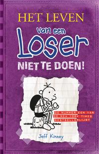 Het leven van een loser 5 - Niet te doen-Jeff Kinney
