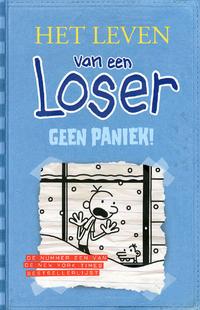 Het leven van een loser 6 - Geen paniek!-Jeff Kinney