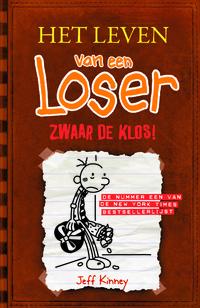 Het leven van een loser 7 - Zwaar de klos!-Jeff Kinney