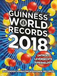 Guinness World Records 2018-Guiness World Record