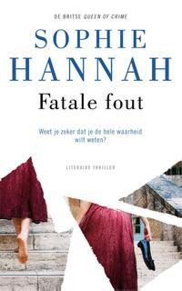 Fatale fout-Sophie Hannah