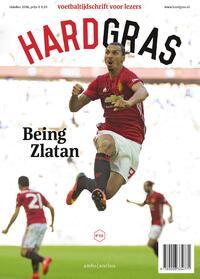 Hard Gras 110 - Oktober 2016-Henk Spaan, Hugo Borst, Matthijs van Nieuwkerk-eBook