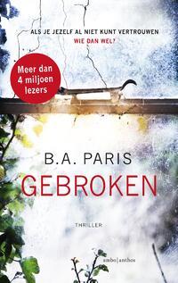 Gebroken-B.A. Paris-eBook