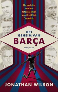 Het geheim van Barça-Jonathan Wilson-eBook