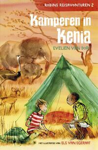 Kamperen in Kenia-Evelien van Dort