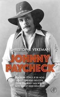 Johnny Paycheck-Christophe Vekeman-eBook