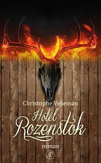 Hotel Rozenstok-Christophe Vekeman-eBook