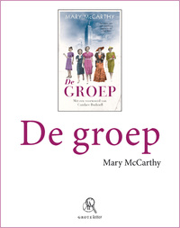 De groep (grote letter) - POD editie-Mary McCarthy