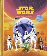 Gouden Boekjes - Star Wars: Attack of the Clones-