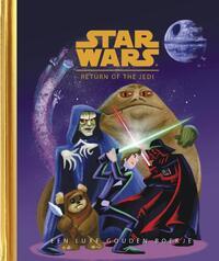 Gouden Boekjes - Star Wars: Return of the Jedi-