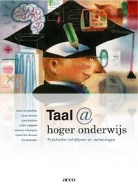 Taal@hogeronderwijs-Isabel van Brussel, Johanna Potargent, Leen Verrote, Lieve de Wachter, Linda Cuppens, Luce Broeckx