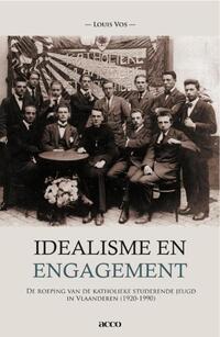 Idealisme en engagement-Louis Vos-eBook