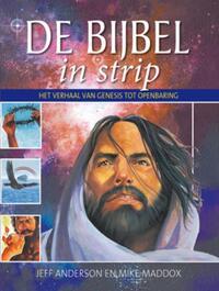 De Bijbel in strip-Jeff Anderson, Mike Maddox