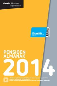 Elsevier Pensioen almanak 2014-B. Degelink, B.G.J. Schuurman, J.J. Buuze, T.H.M. Willemssen-eBook