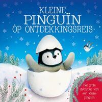 Kleine pinguïn op ontdekkingsreis-Melanie Joyce