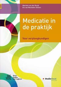 Medicatie in de praktijk-Els van Mechelen-Gevers, Marieke van der Burgt