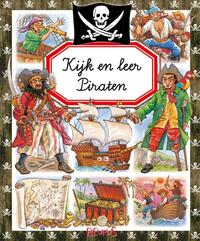 Kijk en leer - Piraten-Émilie Beaumont, Philippe Simon