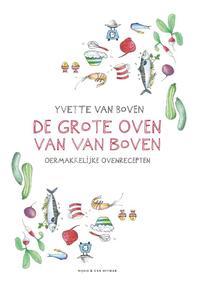 De grote oven van Van Boven-Yvette Boven