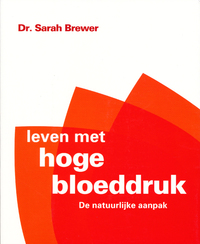 Leven met hoge bloeddruk-Sarah Brewer