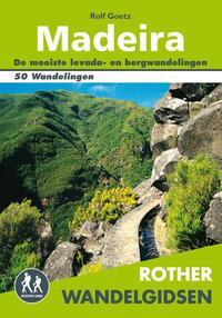 Rother Wandelgids: Madeira-Rolf Goetz