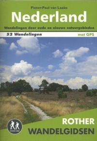 Rother Wandelgidsen - Nederland-Dietrich Cerff, Pieter-Paul van Laake