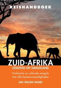 Reishandboek Zuid-Afrika, Lesotho en Swaziland-Jan Willem Hamel