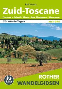 Rother Wandelgidsen - Zuid-Toscane-Rolf Goetz