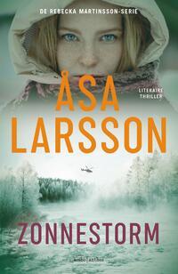 Zonnestorm-Åsa Larsson-eBook