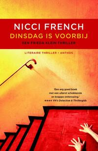 Dinsdag is voorbij-Nicci French-eBook