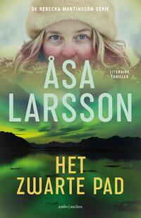 Het zwarte pad-Åsa Larsson-eBook