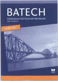 Batech - katern 1 - VMBO-KGT-A.J. Boer, E. Wisgerhof, J.L.M. Crommentuijn, Q.J. Dorst