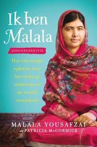 Ik ben Malala-Malala Yousafzai, Patricia McCormick
