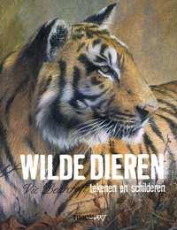 Wilde dieren tekenen en schilderen-Vic Bearcroft