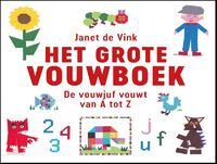 Het grote vouwboek-Janet de Vink