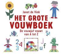 Het grote vouwboek-Janet de Vink-eBook