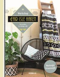 Workshop fair isle haken-Natasja Vreeswijk