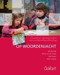 Op woordenjacht-Barbara van der Linden, Heleen Strating, Jack Duerings, Uriel Schuurs