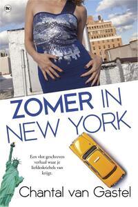 Zomer in New York-Chantal van Gastel-eBook