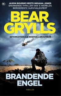 Brandende engel-Bear Grylls-eBook