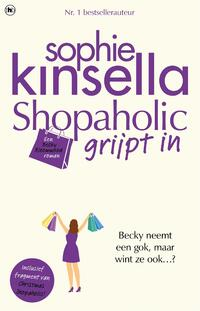 Shopaholic grijpt in-Sophie Kinsella-eBook