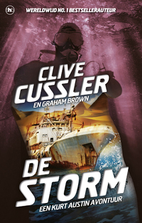 De storm-Clive Cussler, Graham Brown-eBook