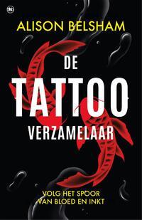 De tattooverzamelaar-Alison Belsham-eBook