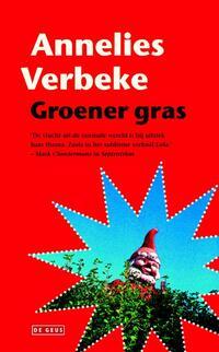 Groener gras-Annelies Verbeke-eBook