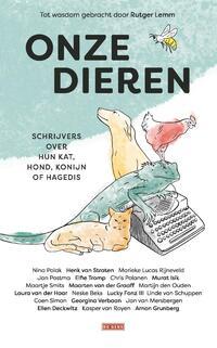 Onze dieren-Arnon Grunberg, Georgina Verbaan, Murat Isik, Rutger Lemm-eBook