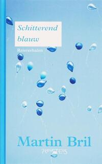 Schitterend blauw-Martin Bril-eBook