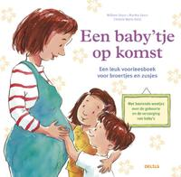 Een baby'tje op komst-Martha Sears, William Sears