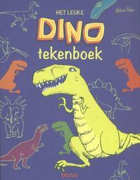 Het leuke Dino tekenboek-Andrew Pinder